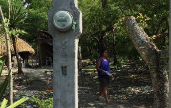 Con carta al alcalde, agradecen electrificación histórica en Laguna del Mante