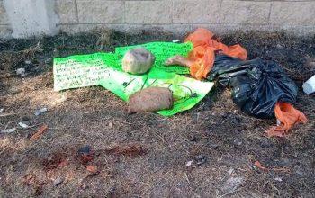 Encontraron a un hombre descuartizado y en bolsas de basura