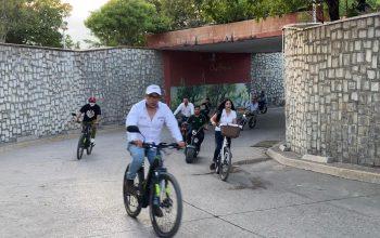 4T apoyará proyectos como la Ecovía de Ciudad Valles, afirma diputado federal