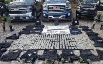 Autoridades luchan para contener la violencia en Guanajuato