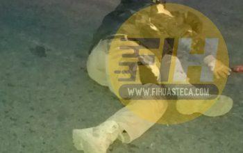 Chofer de tráiler chocó y mató a un motociclista en San Vicente