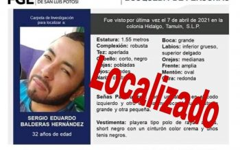 Ejecutaron a un vecino de la colonia Hidalgo de Tamuín; lo encontraron en un paraje